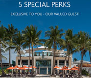 Exclusive Offer to Repeat Guests