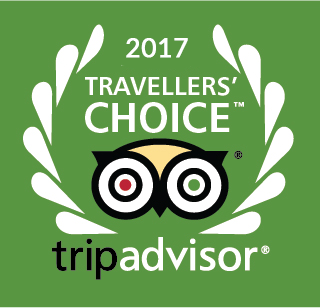 2017 TripAdvisor Travellers Choice Awards